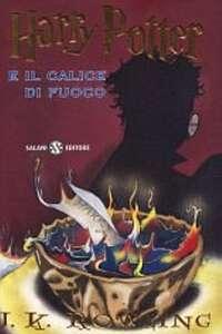 כריכת הספר הרביעי באיטלקית