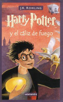 כריכת הספר הרביעי בספרדית